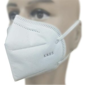 KN95-Protective-Mask-on-a-person-face